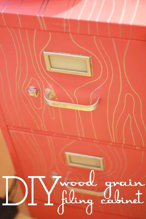 how to build a filing cabinet wood