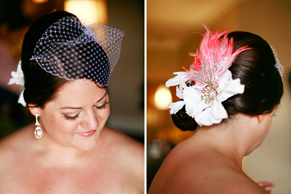 Hairpiece by French Knot Studios // Photos by Izzy Hudgins Photography