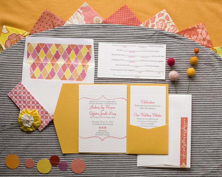 Styling and Invitation by French Knot Studios // Photos by Izzy Hudgins Photography