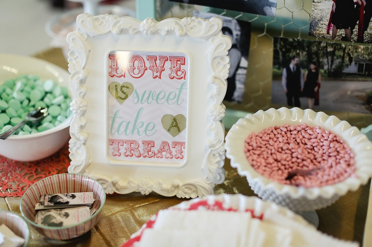 Candy Buffet// Styling by French Knot Studios// Photos by Izzy Hudgins Photography