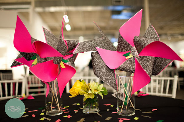 Pinwheels!! // Photo by Kaitie Bryant