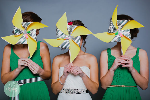 Pinwheels!!! // Photo by Kaitie Bryant