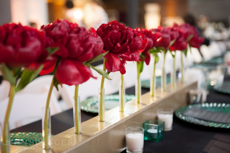 The Not Wedding NY 2013 // Photo by Jean Spencer Photography // Table Decor by Tinsel & Twine